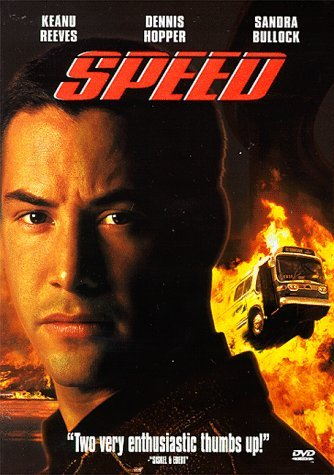 Keanu Reeves IS speed.